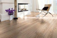 AuBergewohnlich Der Helle Eiche Laminatboden Schafft Mit Helle Möbeln Und Wänden Eine  Zeitlose Kombination. Hochwertiger Laminatboden
