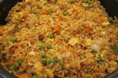 Summer Eats: Chicken Fried Rice - For Whom the Cowbell Tolls