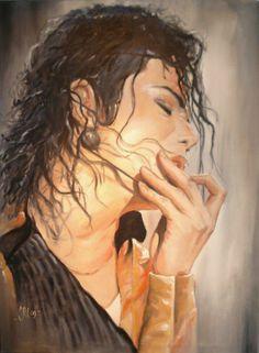 MJ by John Uilenberg
