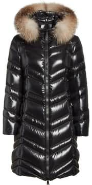 c33e17a335bc Moncler Fulmar Hooded Down Puffer Coat with Removable Genuine Fox ...