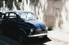 Blue 500 in Florence