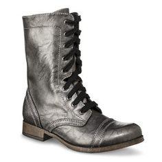 Women's Mossimo Supply Co. Khalea Combat Boots - Assorted Colors