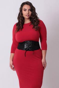 ba2a8b721a2 Curvy Sense - Plus Size New Arrivals For Women