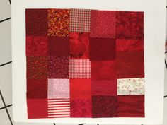 FABRIC CHARM PACK REDS (25) 100% cotton 5'PRECUT QUILT SHOP QUALITY FABRIC  PLEASE VISIT MY ETSy,INSTAGRAM,  EBAY  SITES FOR QUILTING, FABRIC, VINTAGE ITEMS, CROCHET, ETC.  http://www.etsy.com/shop/QuiltingbyDiamanti http://stores.ebay.com/rpmdtm instagram:quiltingbydiamantiandmore