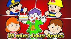 25 mins Citi Heroes Joker Series - YouTube