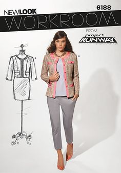 New Look 6188 - PatternReview