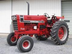 Case Ih Tractors, Farmall Tractors, Old Tractors, International Tractors, International Harvester, Vintage Tractors, Vintage Farm, Agriculture, Farming