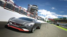 Peugeot Vision Gran Turismo is the Devil, but with Serious Racetrack Skills - Video, Photo Gallery - autoevolution