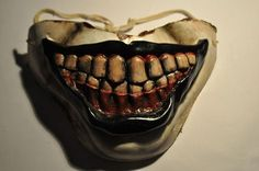 How to make Twisty the clown's mask ---- come on.... You know you want one. -Immortalis