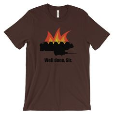 Well done, Sir. - Unisex t-shirt