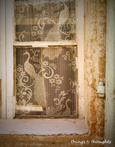 Beautiful old lace - Cyrigo - Greece