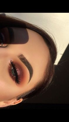 Gorgeous Makeup: Tips and Tricks With Eye Makeup and Eyeshadow – Makeup Design Ideas Glam Makeup, Baddie Makeup, Cute Makeup, Gorgeous Makeup, Pretty Makeup, Skin Makeup, Makeup Inspo, Makeup Inspiration, Beauty Makeup