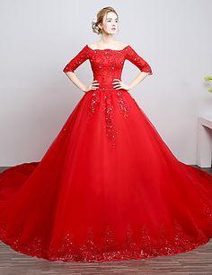 Pourquoi une robe de mariee rouge  Rode rouge