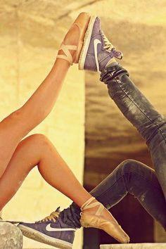 DANCE !!! Ballet, hip hop