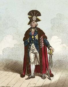 Admiral Lord Nelson, R.N.