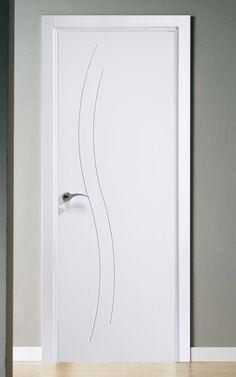 Internal Doors With Frosted Glass Panels Bedroom Door Design, Door Gate Design, Door Design Interior, Wooden Door Design, Home Room Design, Front Door Design, Interior Panel Doors, Frosted Glass Interior Doors, Mdf Doors