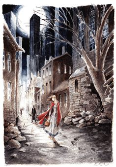 Red Riding Hood by dante-mk.deviantart.com on @deviantART