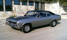 1969 Nova SS.