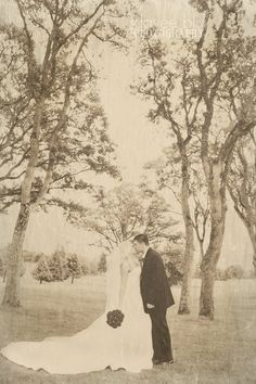 Vintage Wedding Pictures