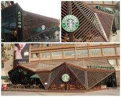 10 Most Beautiful Starbucks Stores in the World - XI'AN, China
