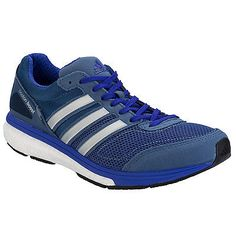 low priced 23c53 cc7c7 Womens adidas Adizero Boston 5 Running Shoes In Blue From Get The Label   Trainers  Womens Shoes