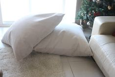 Patches of Heaven: How to Make a Great Beanbag Floor Cushion Bean Bag Seats, Floor Cushions, Bed Pillows, Pillow Cases, Patches, Heaven, Sewing Ideas, Flooring, How To Make
