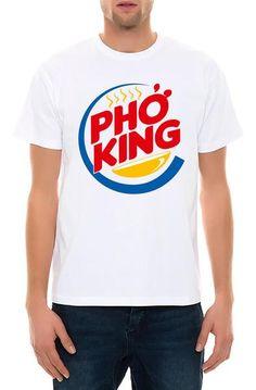 Pho King T-Shirt - Viet Town Apparel  - 2