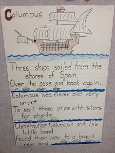 Over the 1st Grade Rainbow: Columbus and Double Final Consonants