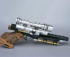 S-5 Heavy Blaster Pistol