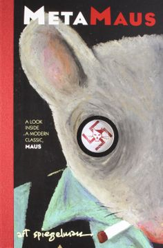 Interviews with Art Spiegelman about how he created Maus and the original transcripts of his conversation with his father about his experiences in survuving Auschwitz as a Polish Jew in WWII Best Books To Read, Good Books, Cgi, Art Spiegelman, Comic Covers, Book Covers, Box Art, Modern Classic, Cover Art