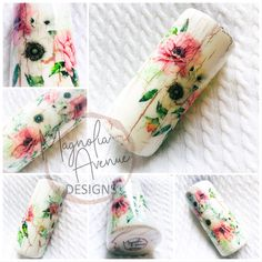 Beautiful white crackle over rose gold paired with custom floral prints and a very light sprinkle of opal glitter. Diy Tumblers, Glitter Tumblers, Glitter Cups, Custom Tumblers, Julie Bell, Christmas Crafts To Make, Crackle Painting, Cute Cups, Yeti Cup