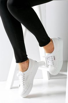 Shop Superga 2790 Linea Platform Sneaker at Urban Outfitters today. We carry all the latest styles, colors and brands for you to choose from right here. Network sneakers that are caused by the category Female, discover lovely Sneakers. System shoes are sn Superga Sneakers, Sneakers Mode, Sneakers Fashion, Fashion Shoes, Superga Outfit, Platform Sneakers Outfit, Platform Shoes, Shoes Sneakers, Women's Shoes
