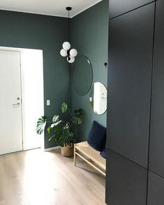 Ikea, Design Files, English Class, Mirror, Interior Ideas, Walls, Furniture, Home Decor, Decorating Bedrooms