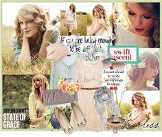 """A Swift Takeover"" by xxofashionforwardxxo ❤ liked on Polyvore"