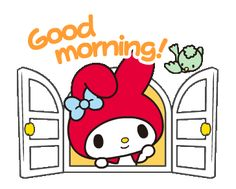 Animated gif uploaded by GLen =^● 。●^=. Find images and videos about cute, gif and kawaii on We Heart It - the app to get lost in what you love. Cute Good Morning Gif, Good Morning Images, Morning Hugs, Morning Greeting, Morning Quotes, Morning Coffee, Good Morning Animation, My Melody Wallpaper, Cute Bear Drawings