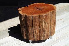 industrial loft design, ipari loft bútor, loft bútor, loft l Loft Furniture, Rustic Furniture, Natural Wood Furniture, Oak Logs, Garden Poles, Timber Table, Loft Design, Do It Yourself Projects, Vintage Designs