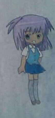 My first manga drawing ~BriLynn