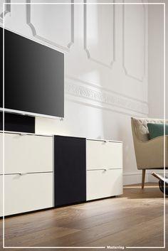 Musterring Q-MEDIA  Wohnzimmer | living room