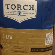 """""""Hello """"Awake"""" County. Looks like there is yet another roaster in town!! @torchcoffee Headquartered here in #Raleigh Smells amazing! Limited Release.…""""  www.shoplocalraleigh.org"""