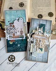Boy Cards, Men's Cards, Shabby Chic Crafts, Beautiful Handmade Cards, Card Maker, Masculine Cards, Card Tags, Diy Scrapbook, Flower Cards