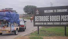 Beitbridge border.