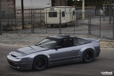 Rocket Bunny Nissan 240sx  I will have another one, someday!