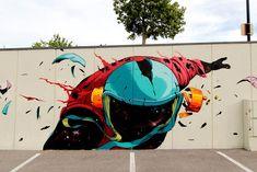 Street Art – Les superbes créations de DEIH