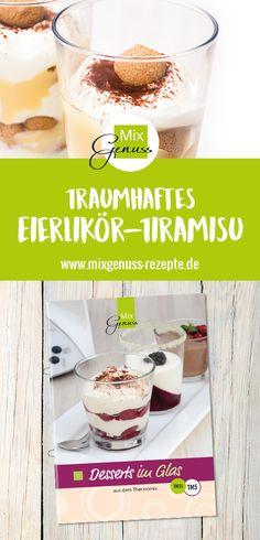 Eierlikör-Tiramisu – MixGenuss Blog