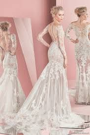 Resultado de imagen para vestido de novia sirenas manga  larga 2016