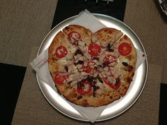 Heart shape pizza for V-Day dinner 2013 by ZPizza