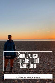 Race Recap: Smuttynose Rockfest Half Marathon - Organic Runner Mom I Am Feeling Good, Feeling Dizzy, Colby College, Race Bibs, Miles To Go, Good Bones, National Anthem, Alma Mater, Trail Running