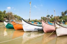 Deep-Sea Fishing Trip in Goa Bring home a fresh catch on this deep-sea fishing trip in Goa, great for fishing enthusiasts and beginners alike. With your expert local guide, board a large, covered canoe on a beach in Goa and spend 3-4 hours fishing, relaxing and enjoying complimentary snacks and drinks. All equipment and tackle are included, as well as hotel pickup and drop-off. If you catch something, you can take it to a nearby restaurant and have it cooked for you!After pick...