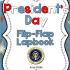 Get ready to have some fun with this President's Day Lapbook with Foldables...A Flip-Flap Book!!!  Your students will have a blast learning about t...
