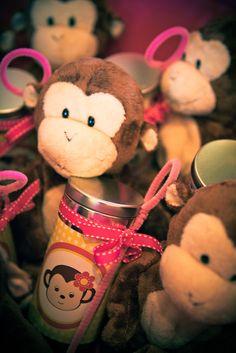 monkey party favors